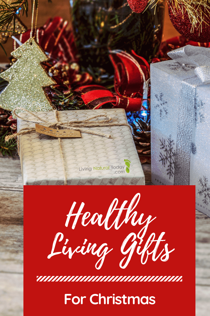 healthy living Christmas gifts