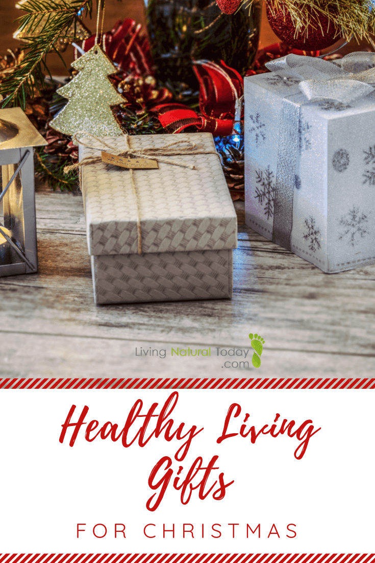 healthy living gifts for Christmas