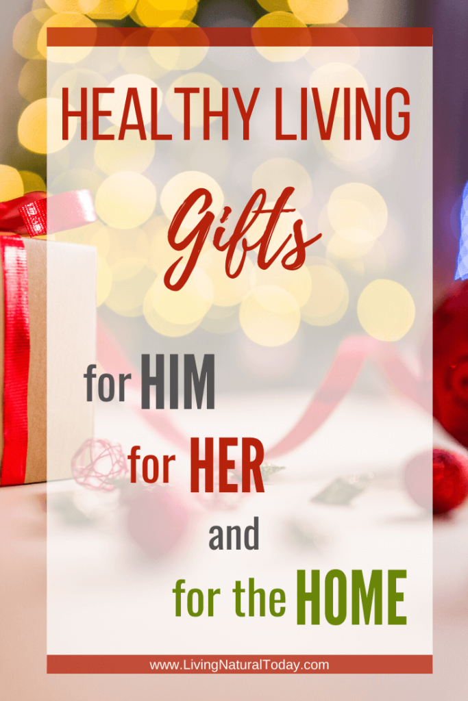 healthy living gifts