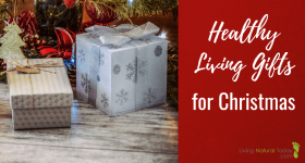 Healthy Living Gifts Recommended This Christmas Season