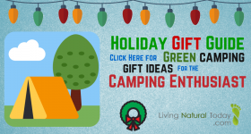 Green Camping Gift Ideas for the Camping Enthusiast