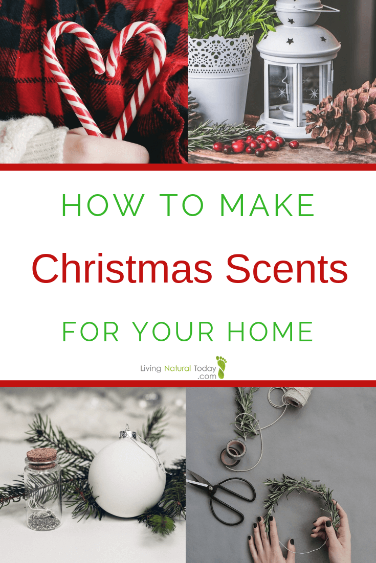 Christmas scents for home