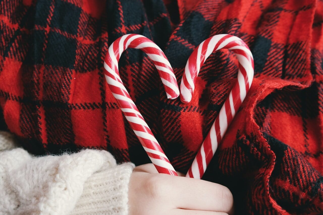 candy cane scent