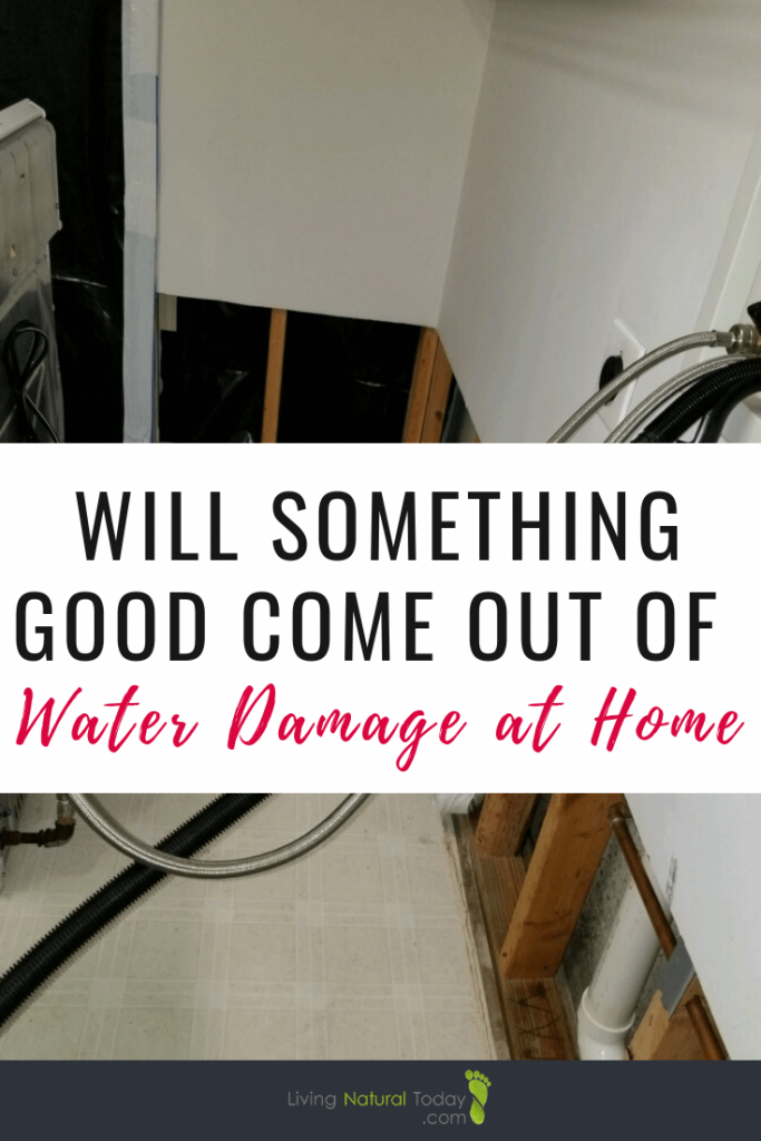 water damage at home