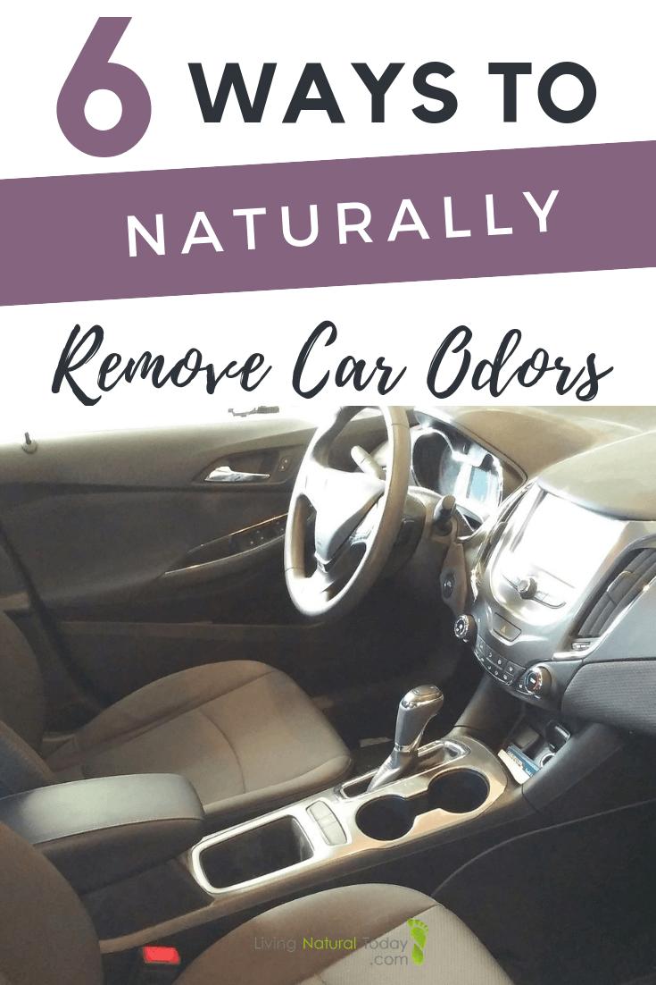 Remove Car Odors