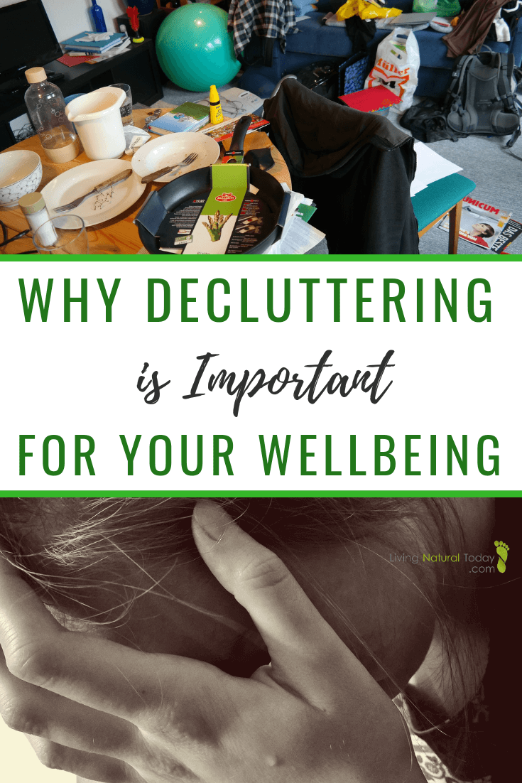 why decluttering is important