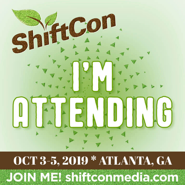 eco friendly bloggers attending shiftcon