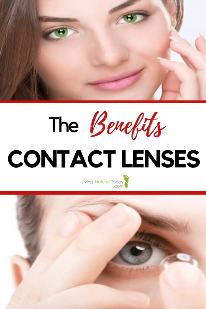 benefits of contact lenses