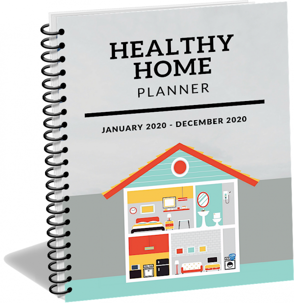 The Healthy Home Planner 1