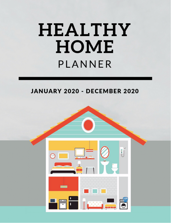 The Healthy Home Planner PDF 1