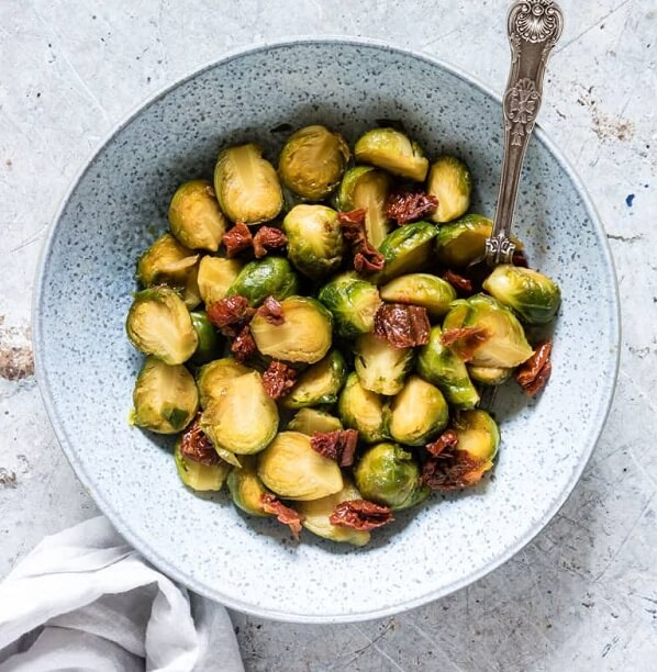 instant pot brussel sprouts