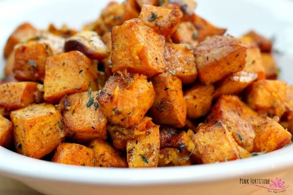 gluten free sweet potato