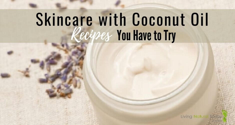 skincare recipes with coconut oil