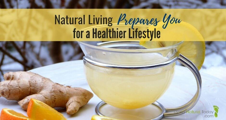 natural living lifestyle